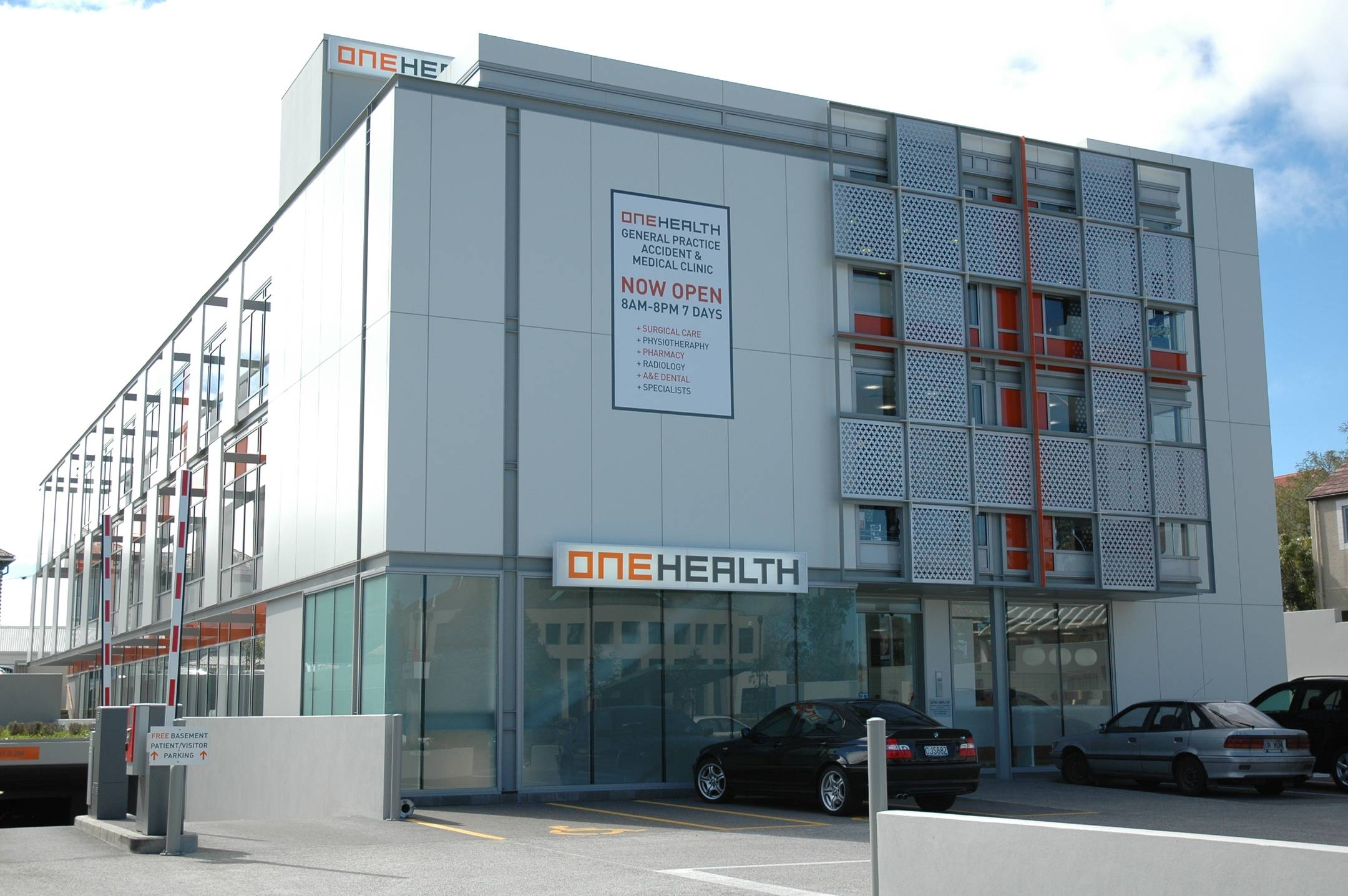 One Health Remuera by Herbst Maxcey Metropolitan Architects