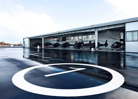 Auckland Heliport by Herbst Maxcey Metropolitan Architects