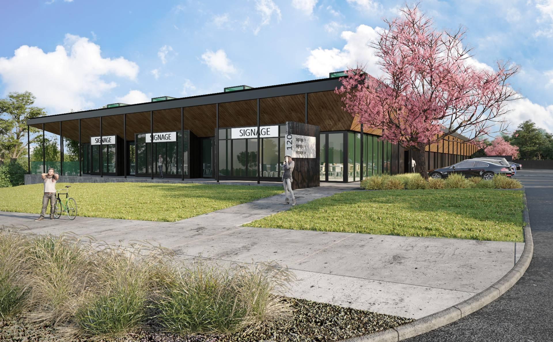 Westgate Childcare by Herbst Maxcey Metropolitan Architects