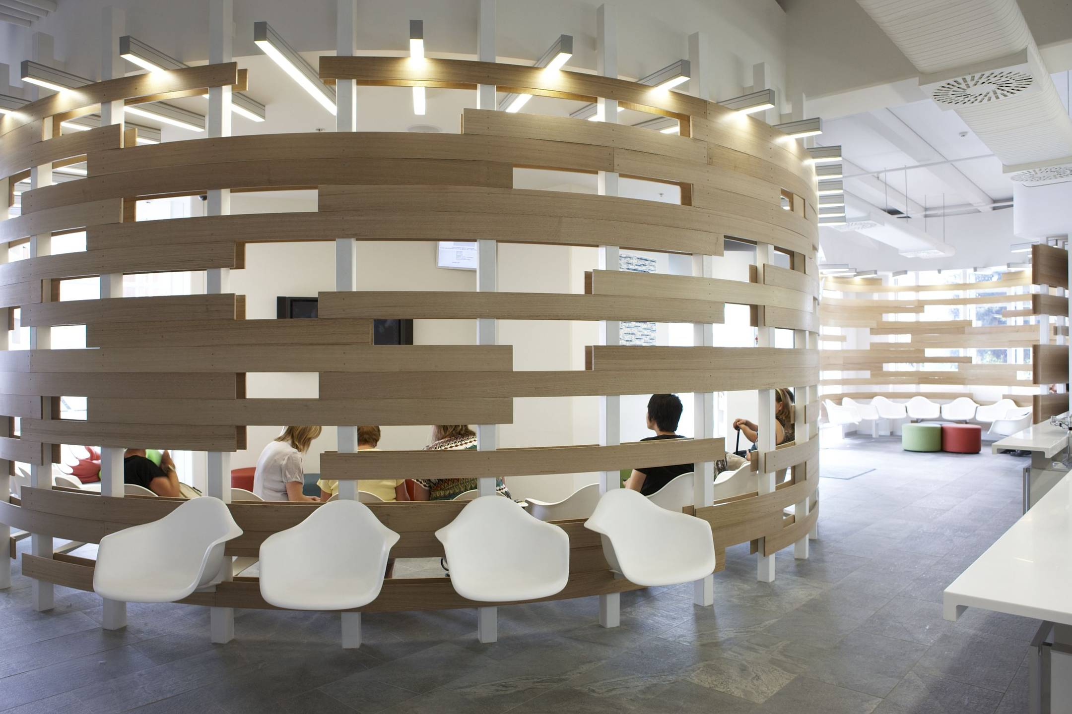 Shorecare Fitout by Herbst Maxcey Metropolitan Architects