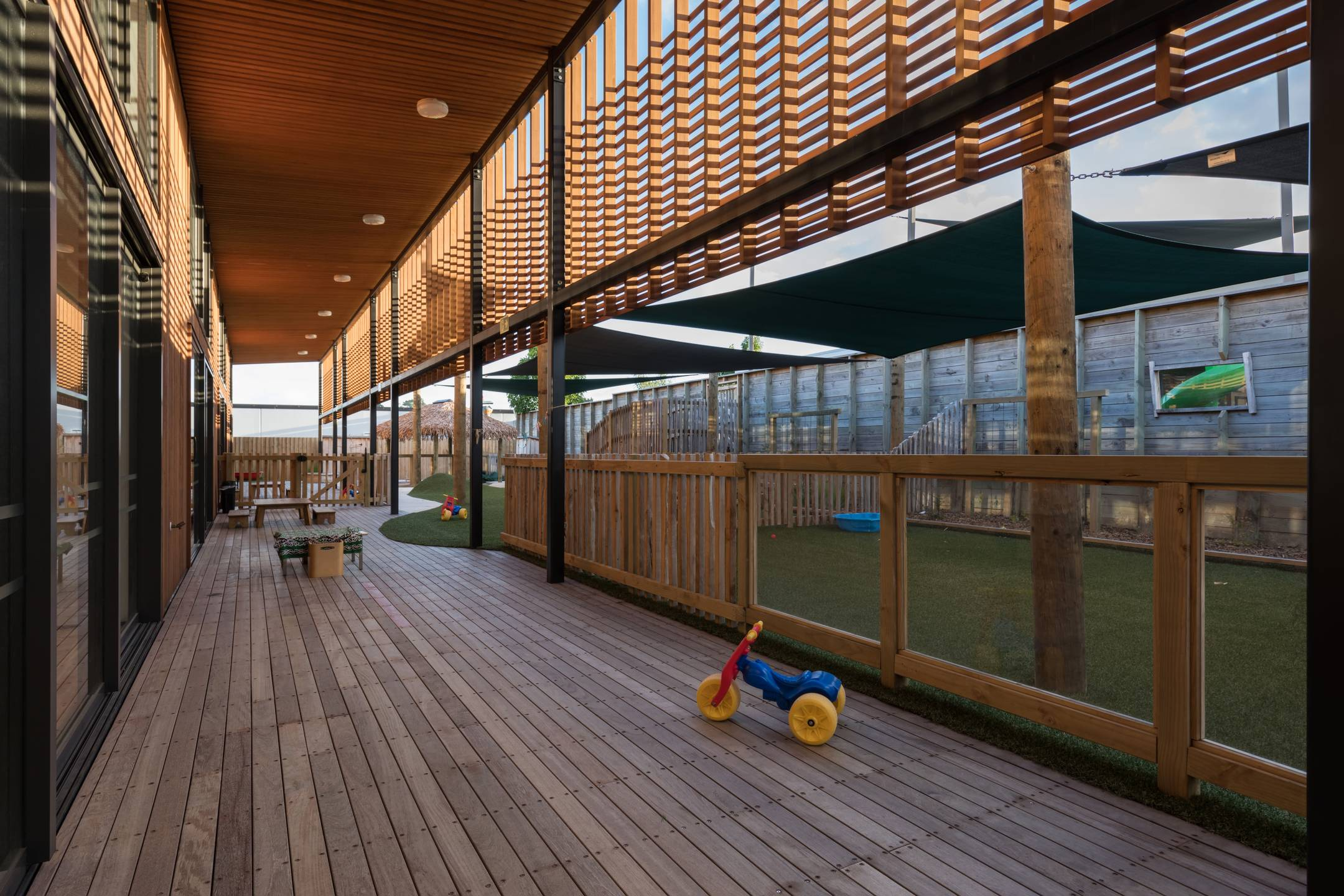 Oracle Childcare by Herbst Maxcey Metropolitan Architects
