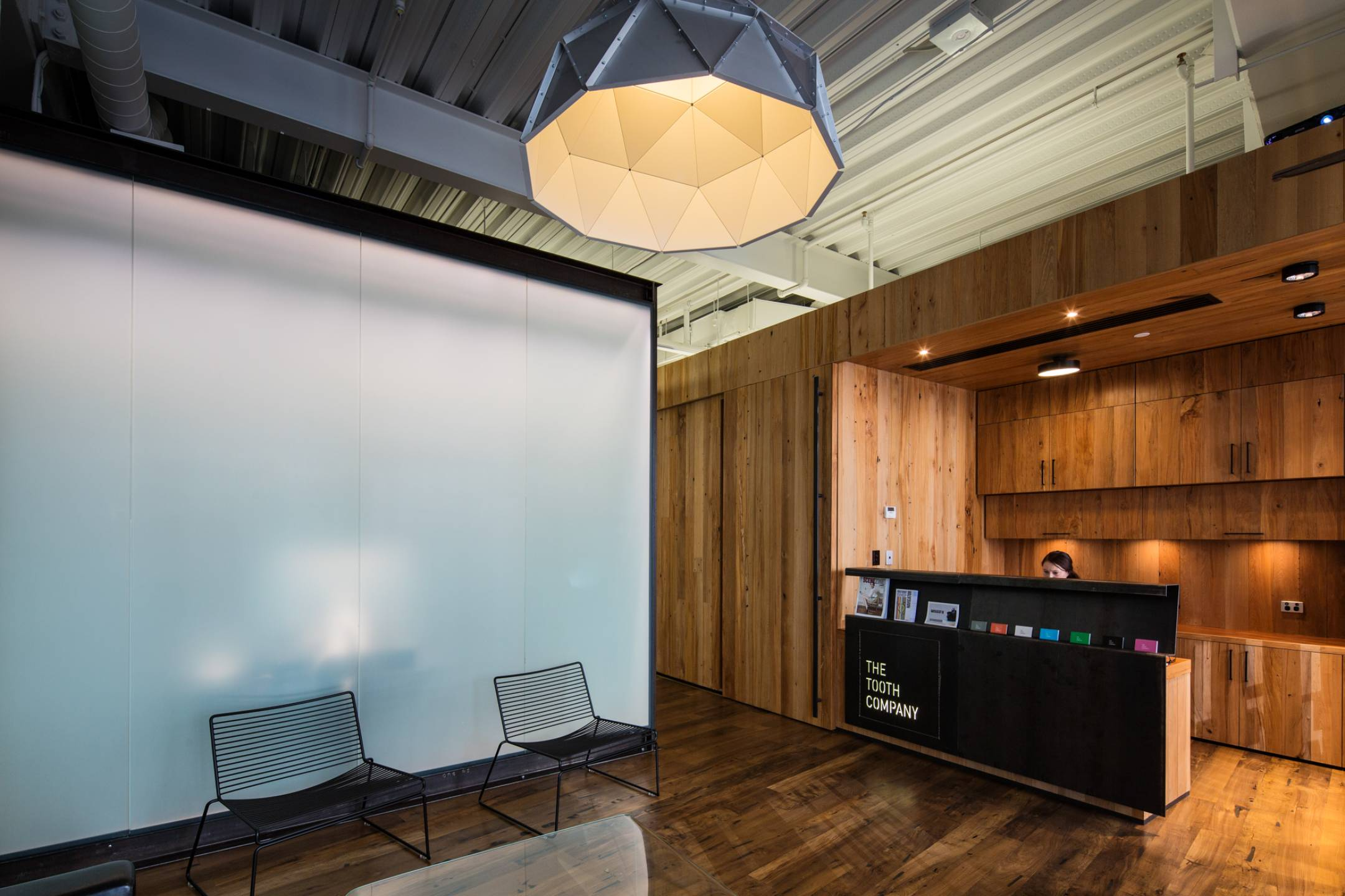 The Tooth Company by Herbst Maxcey Metropolitan Architects