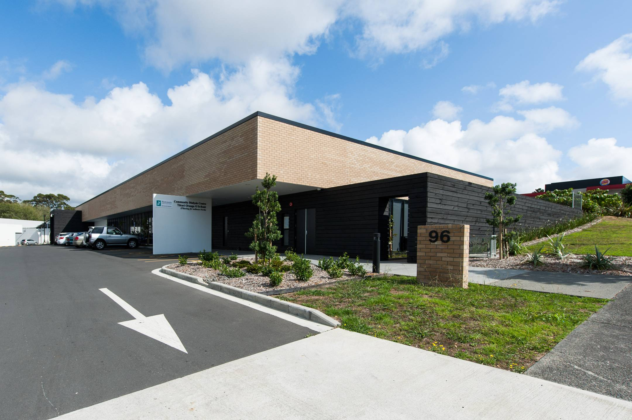 WDHB Community Dialysis Centre by Herbst Maxcey Metropolitan Architects
