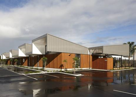 Hobsonville New Shoots Childcare by Herbst Maxcey Metropolitan Architects