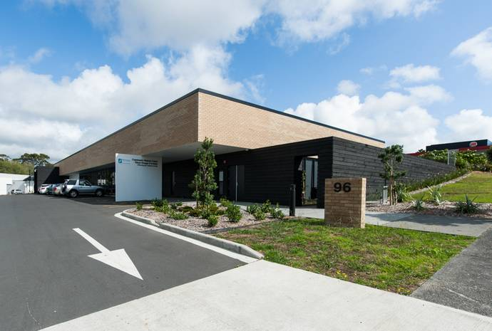 WDHB Community Dialysis Centre image